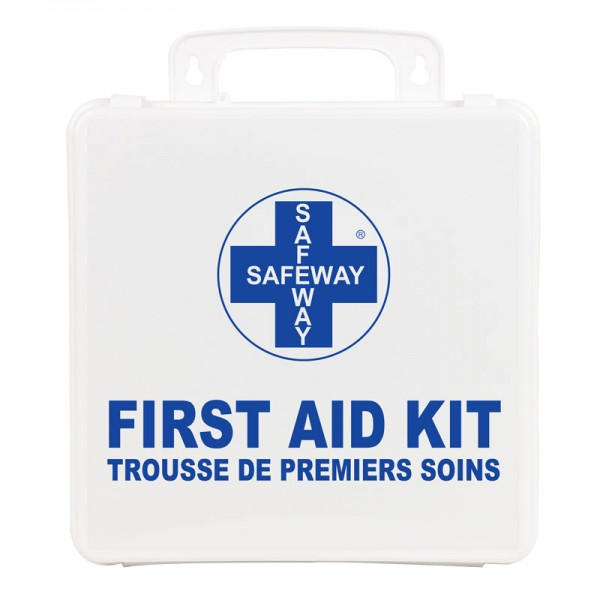First Aid Kit – Steinbach Fire Protection