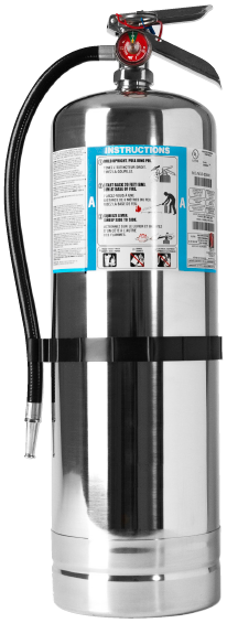 2 5gal  water fire extinguisher  u2013 steinbach fire protection